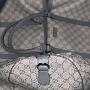 Authentic Gucci Carry On